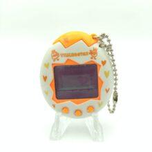 Tamagotchi Osutchi Mesutchi White w/ orange Bandai japan