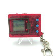 Digimon Digivice Digital Monster Ver 4 Clear red Bandai