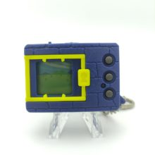 Digimon Digivice Digital Monster Ver 4 blue w/ yellow Bandai