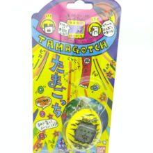Tamagotchi Original P1/P2 Yellow tiger Bandai