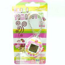 Tamagotchi Bandai Original Chibi White Blanc Limited Edition UNIQLO