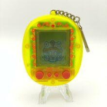 Bandai Go Go Connie Chan LCD Mame Game Clear Yellow 1997