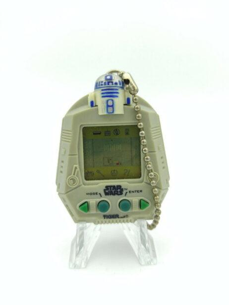 STAR WARS Giga Pets R2D2 Tiger Electronics Grey