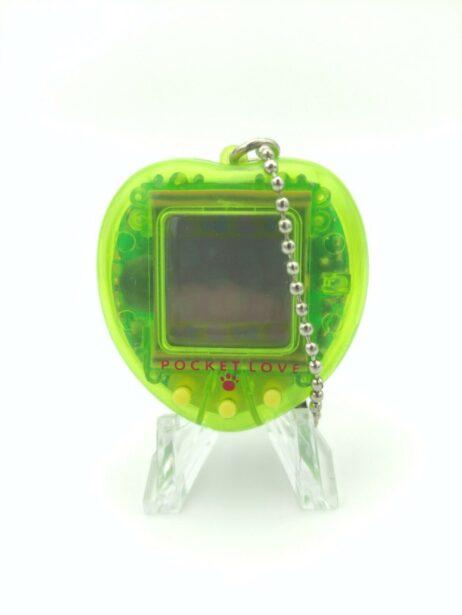 Pocket Love Virtual Game Clear Green Virtual Pet