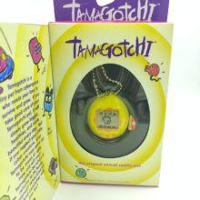 Tamagotchi Original P1/P2 Yellow w/orange Bandai 1997