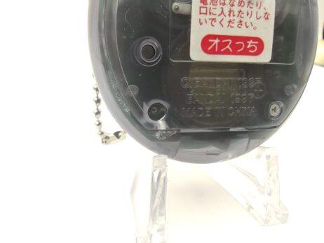 Tamagotchi Osutchi Mesutchi Clear black Bandai japan 3