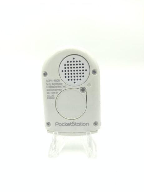 Sony Pocket Station memory card White SCPH-4000 Japan