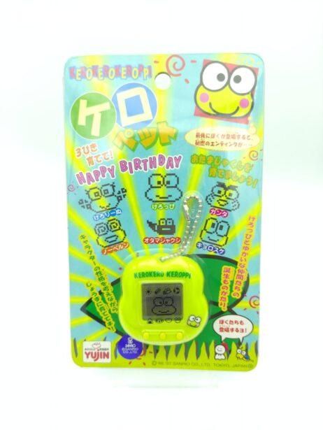KeroKero Keroppi Frog Virtual Pet Green Sanrio