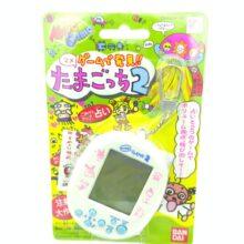 Tamagotchi BANDAI Mame Game 2 White