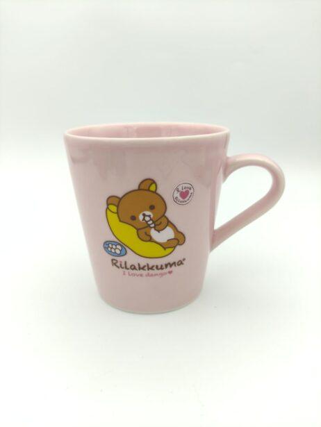 Rilakkuma Cup kozosushi love San-X Kawaii 8,5cm* 7,5cm Japan 3