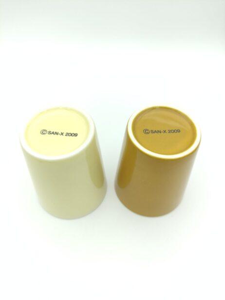 Rilakkuma 2 Cup love San-X Kawaii 8cm* 6,5cm Japan 4