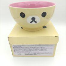Rilakkuma Bowl Lawson Cream bear San-X Kawaii 13cm * 7cm Japan