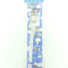 Tamagotchi Leash gear White Angelgotchi lanyard Ghost Jr charm Bandai
