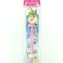 Tamagotchi Leash gear Pink lanyard Tarakotchi charm Bandai