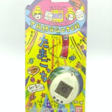 Tamagotchi Original P1/P2 White Original Bandai 1997