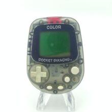 Nintendo Pokemon Pikachu Pocket Color Game Virtual Pet Grey Pedometer