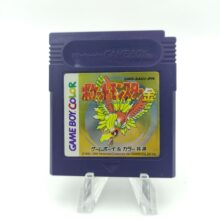 Pokemon Gold Version Nintendo Gameboy Color Game Boy Japan DMG-AAUJ-JPN