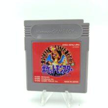 Pokemon Red Version Nintendo Gameboy Color Game Boy Japan