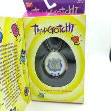 Tamagotchi Original P1/P2 White w/ blue Original Bandai 1997